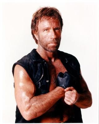You still can't however, return a punch by Chuck Norris.